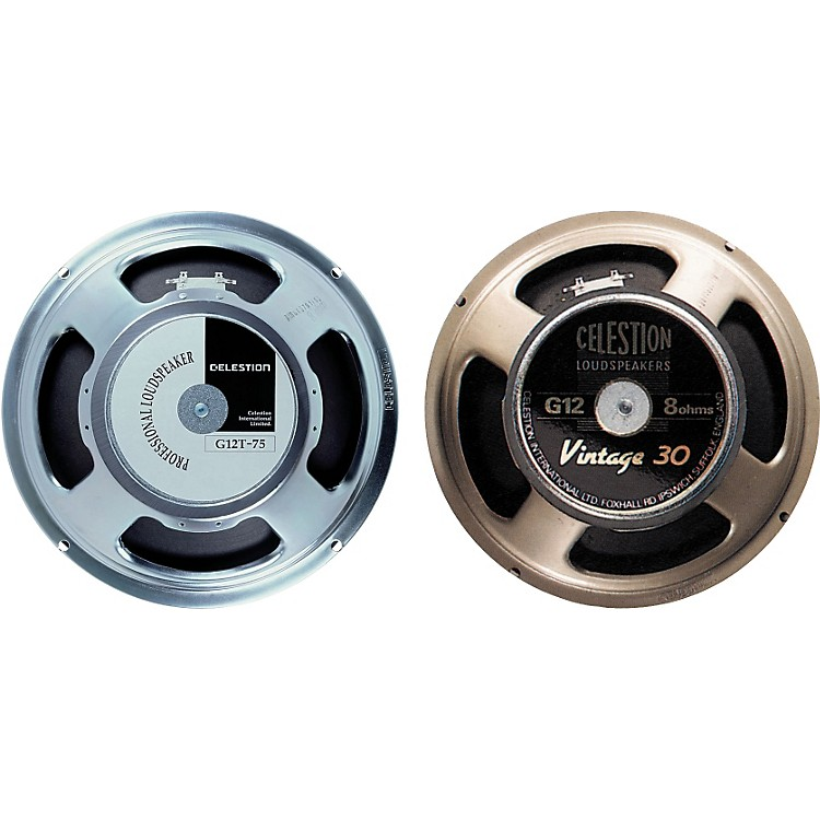 CelestionMetal/Hard Rock 2x12 Speaker Set