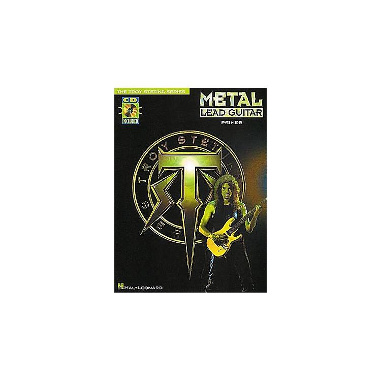Hal LeonardMetal Lead Guitar Primer (Book/CD)