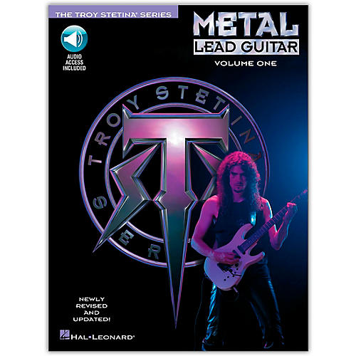 Hal Leonard Metal Lead Guitar Volume 1 (Book/Online Audio)