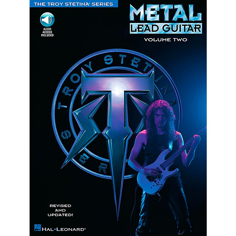 Hal Leonard Metal Lead Guitar Volume 2 (Book/CD)