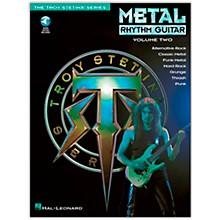 Hal Leonard Metal Rhythm Guitar Volume 2 (Book/Online Audio)