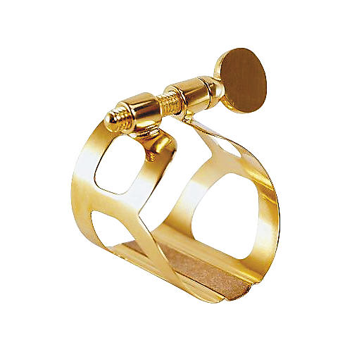 BG Metal Tradition Clarinet  Ligatures Bb Clarinet Gold Plated