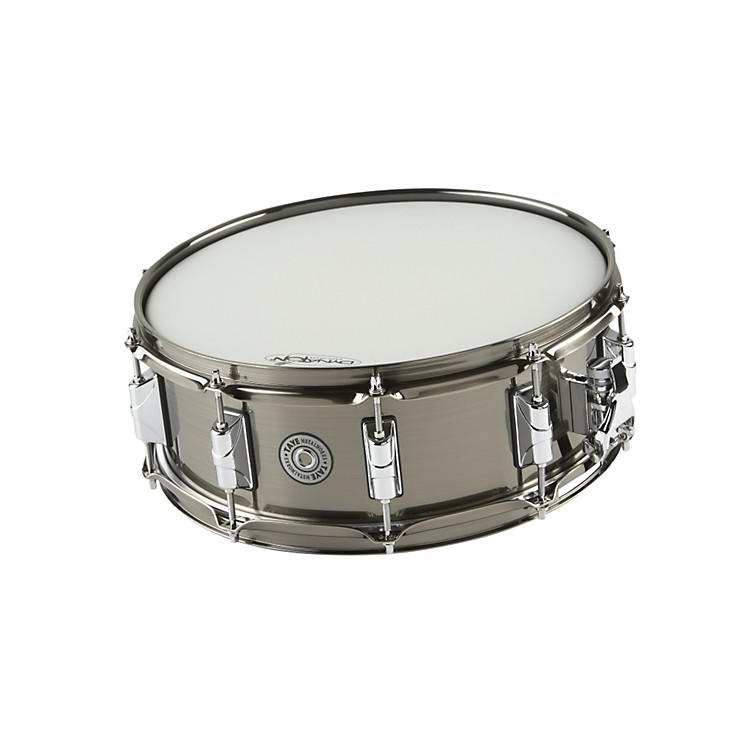 Taye Drums MetalWorks Brass Snare Drum Black Nickel 14x5