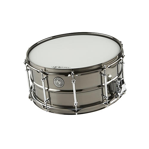 Taye Drums MetalWorks Brass Snare Drum with Vintage Style Tube Lugs