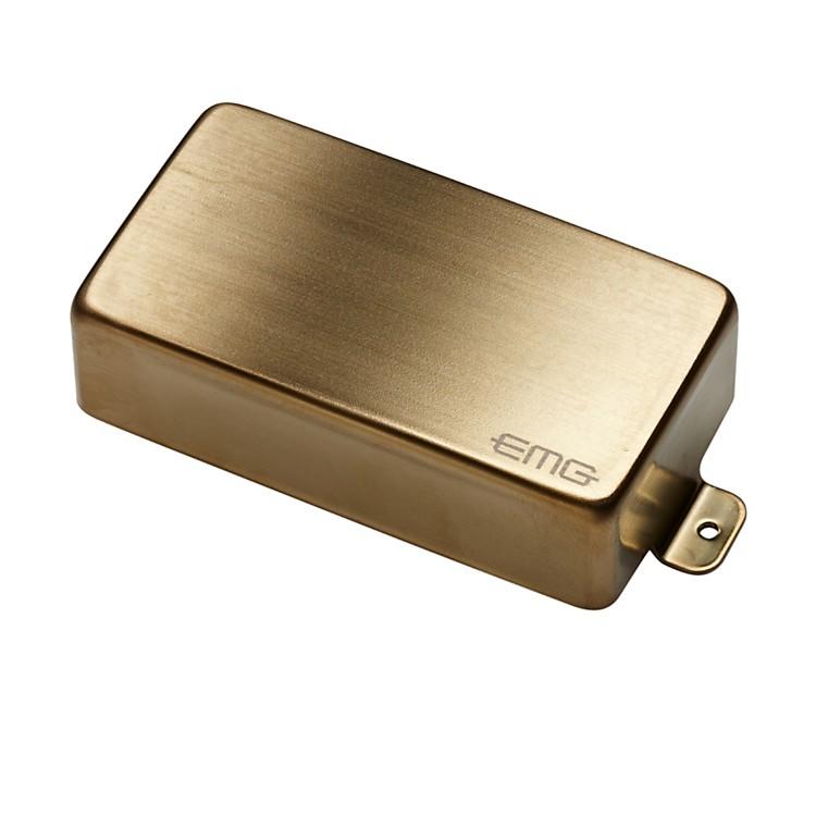 EMGMetalWorks EMG-81 Humbucking Active PickupBrushed Gold