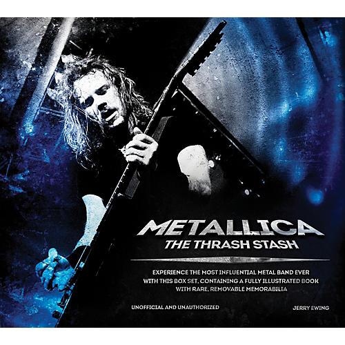 Backbeat Books Metallica - The Thrash Stash Book