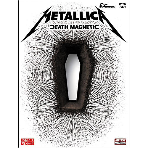 Cherry Lane Metallica: Death Magnetic - Easy Guitar Songbook with Tab