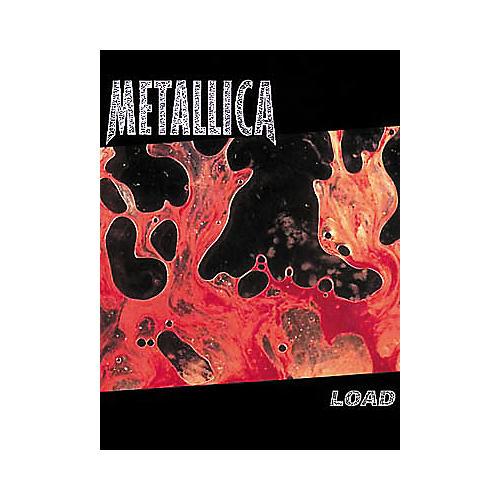 Hal Leonard Metallica Load Guitar Tab Songbook