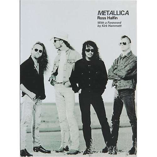 Music Sales Metallica Photo Book