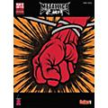 Cherry Lane Metallica St. Anger Bass Guitar Tab Songbook  Thumbnail