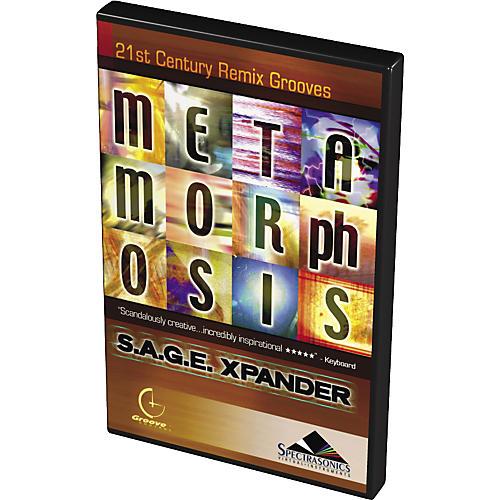 Spectrasonics Metamorphosis S.A.G.E. Xpander 21st Century Remix Grooves
