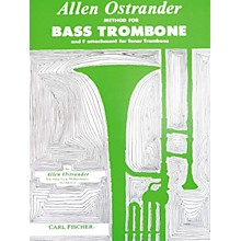 Carl Fischer Method for Bass Trombone