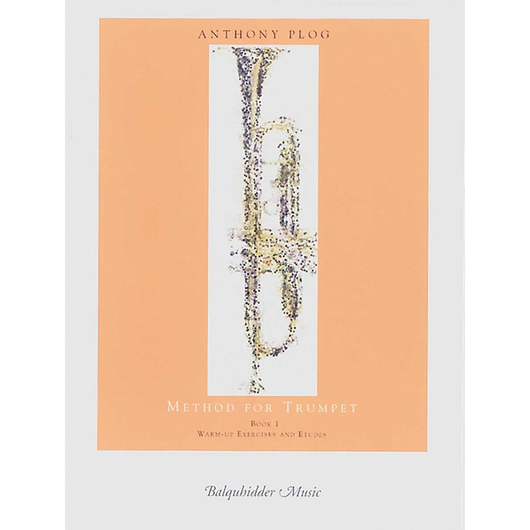 Carl FischerMethod for Trumpet - Book 1 (Warm-up Exercises and Etudes) Book