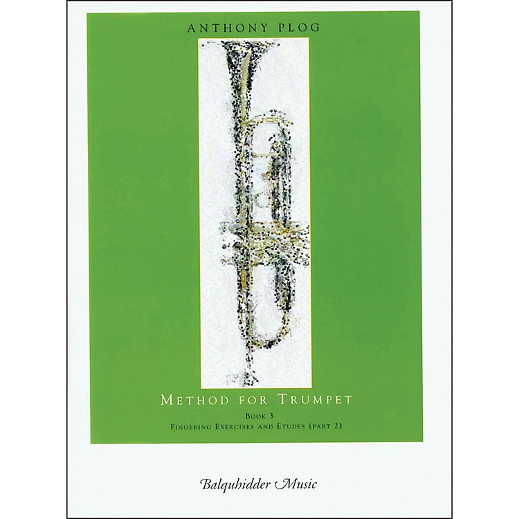 Carl Fischer Method for Trumpet - Book 3 (Fingering Exercises and Etudes-Pt. 2) Book