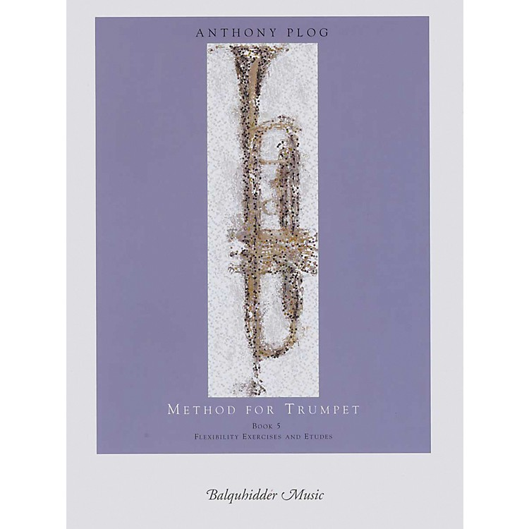 Carl Fischer Method for Trumpet - Book 5 (Flexibility Exercises and Etudes) Book