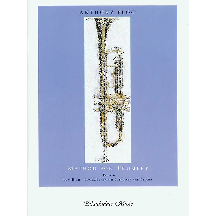 Carl Fischer Method for Trumpet - Book 6 (Low/High-Power/Strength) Book