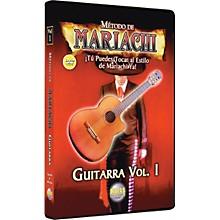 Mel Bay Metodo De Mariachi Guitarra DVD, Volume 1 - Spanish-Only