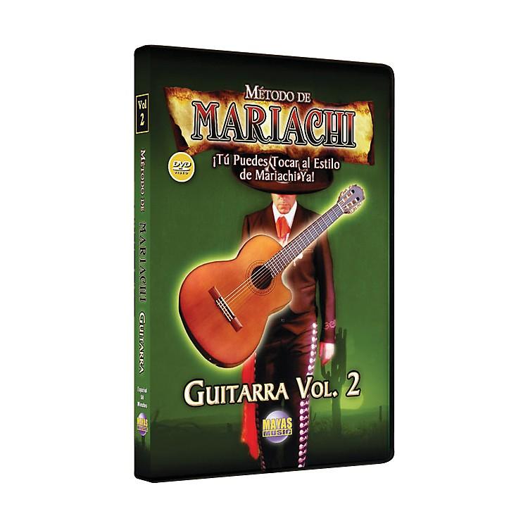 Mel BayMetodo De Mariachi Guitarra DVD, Volume 2 - Spanish Only