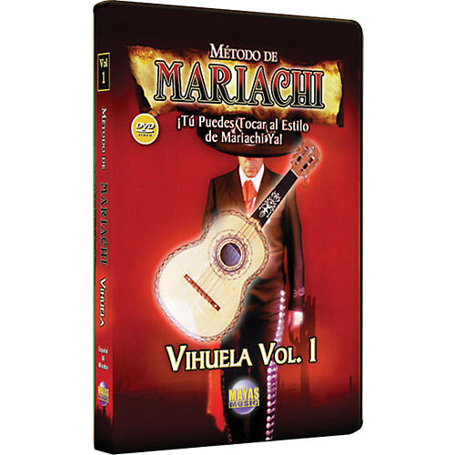 Mel Bay Metodo De Mariachi Vihuela DVD, Volume 1 - Spanish Only