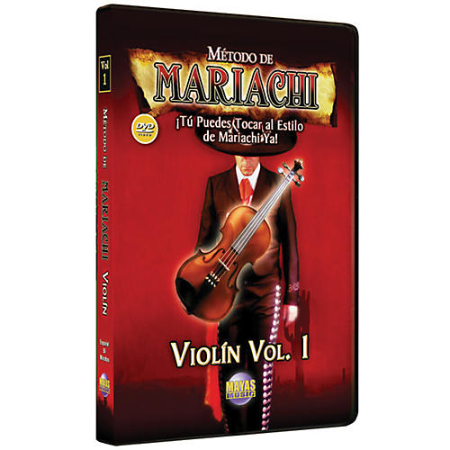 Mel Bay Metodo De Mariachi Violin DVD, Volume 1 - Spanish Only