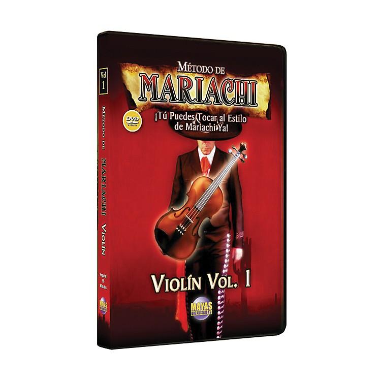 Mel BayMetodo De Mariachi Violin DVD, Volume 1 - Spanish Only