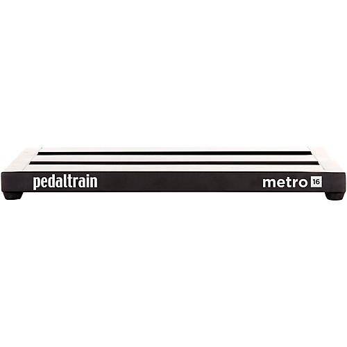 pedaltrain metro 16 pedal board musician 39 s friend. Black Bedroom Furniture Sets. Home Design Ideas