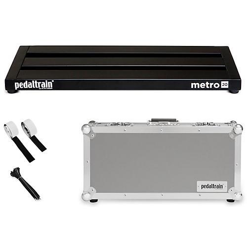 Pedaltrain Metro 20 with Tour Case-thumbnail