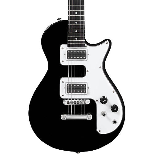 Hagstrom Metropolis-C Electric Guitar Black Gloss