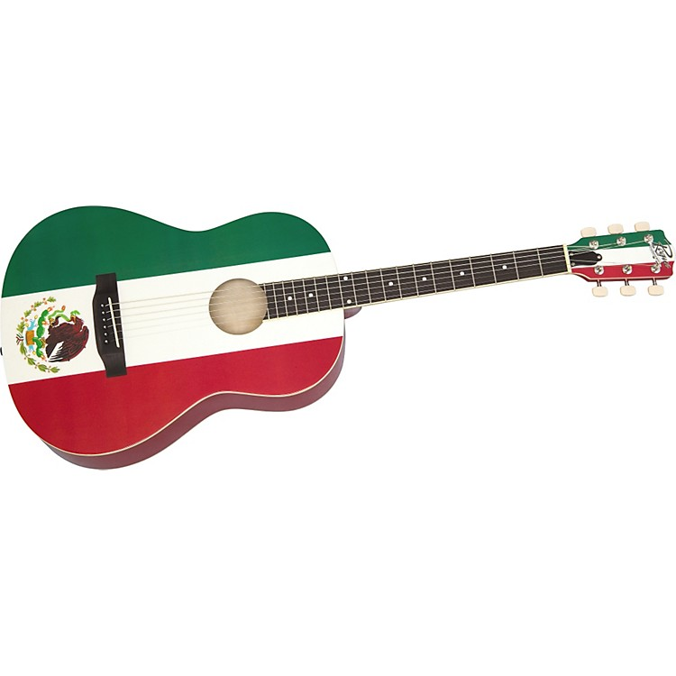 Mexican Acoustic Guitars : rogue mexican flag acoustic guitar musician 39 s friend ~ Russianpoet.info Haus und Dekorationen