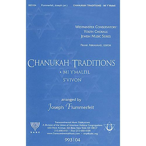 Transcontinental Music Mi Y'maleil? (Who Can Retell?) SATB arranged by Joseph Flummerfelt-thumbnail