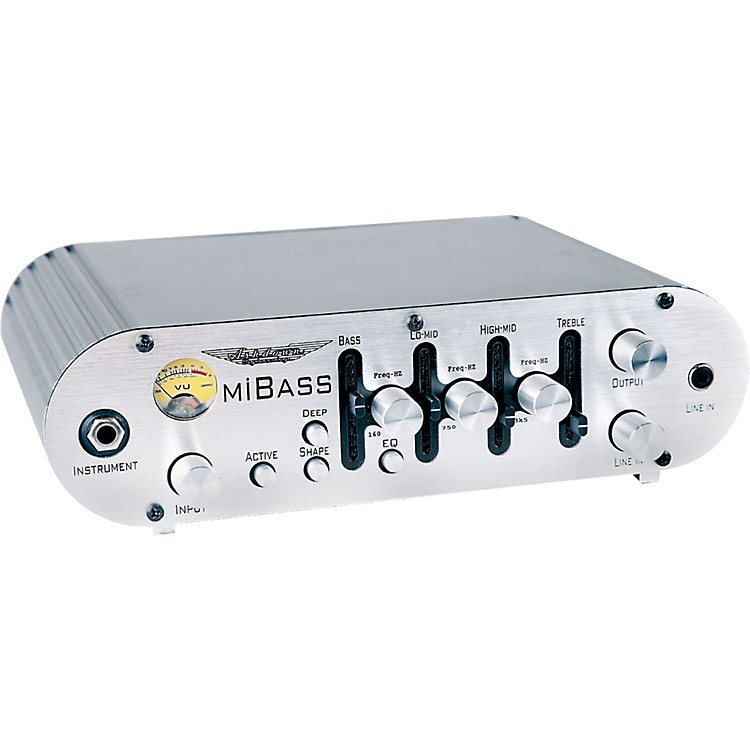 Ashdown MiBass-550 Bass Amp Head