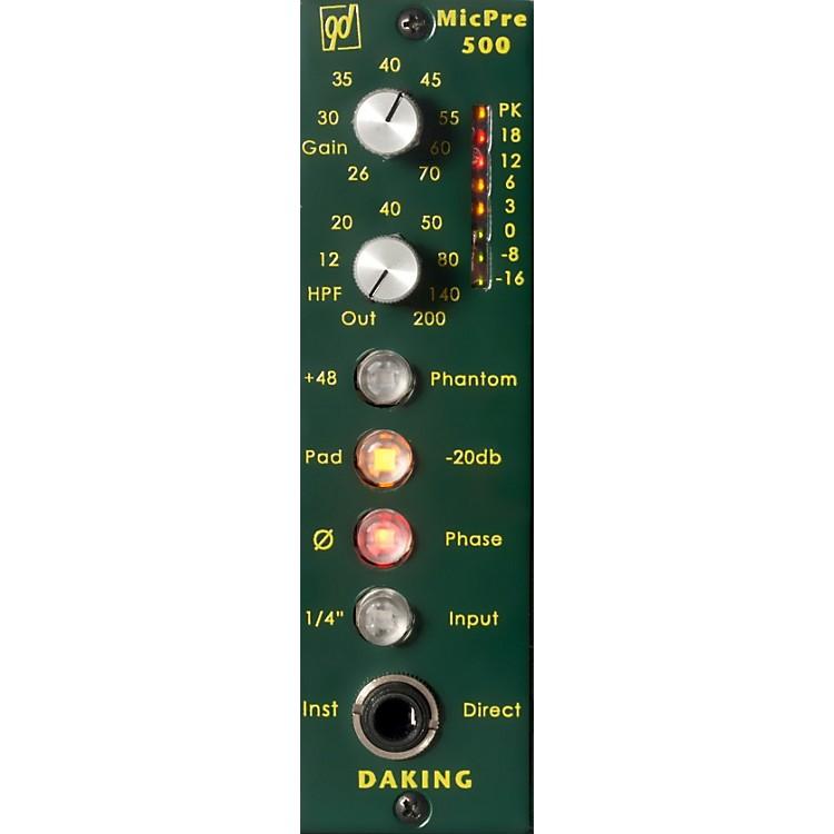 DakingMic Pre One 500