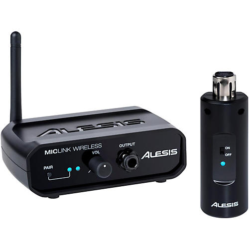 Alesis MicLink Wireless Digital Wireless Microphone Adapter-thumbnail