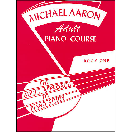 Alfred Michael Aaron Adult Piano Course Book 1-thumbnail