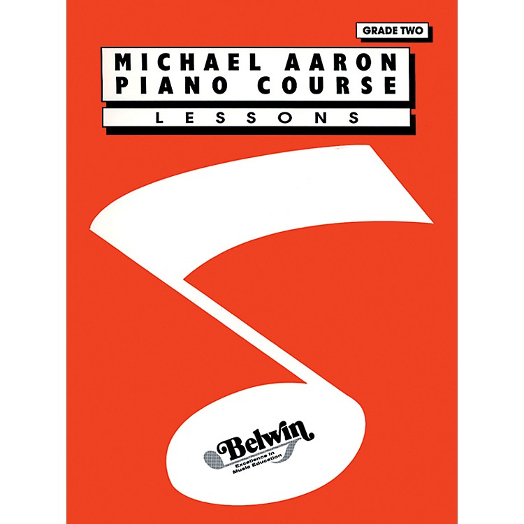 Alfred Michael Aaron Piano Course Lessons Grade 2