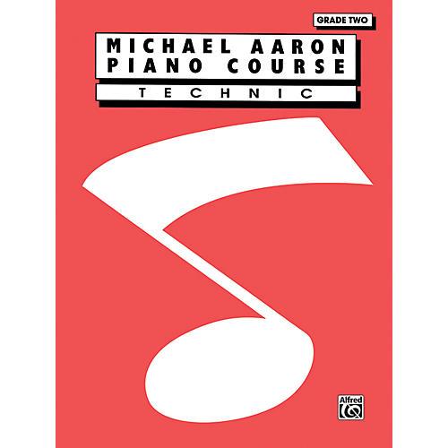 Alfred Michael Aaron Piano Course Technic Grade 2