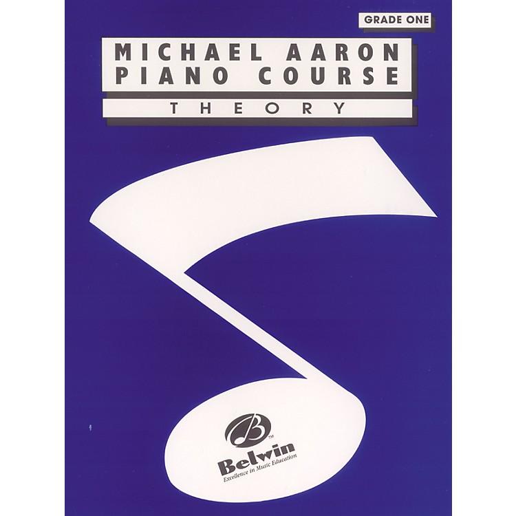 AlfredMichael Aaron Piano Course Theory Grade 1