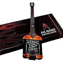Axe Heaven Michael Anthony Jack Daniels Bass Miniature Guitar Replica Collectible
