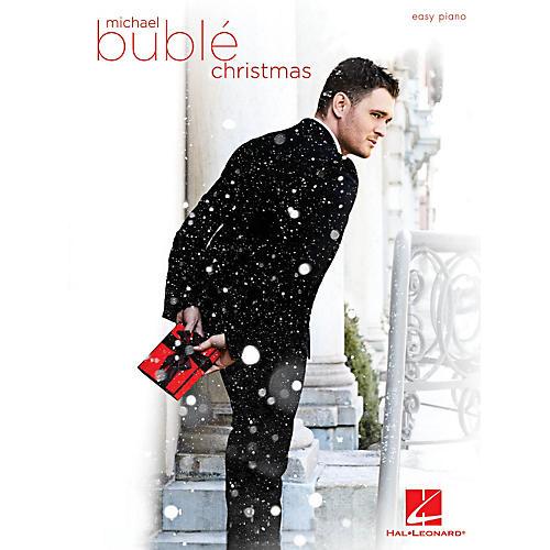 Hal Leonard Michael Buble - Christmas For Easy Piano-thumbnail