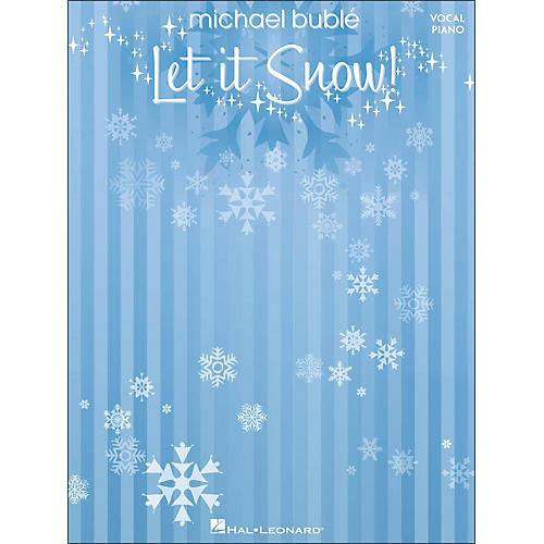 Hal Leonard Michael Buble - Let It Snow (Vocal/Piano)