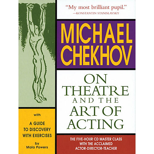 The Working Arts Library/Applause Michael Chekhov: On Theatre and the Art of Acting Applause Acting Series Series-thumbnail