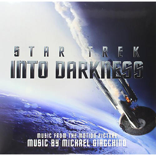 Alliance Michael Giacchino - Star Trek Into Darkness (Original Soundtrack)
