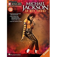 Hal Leonard Michael Jackson - Jazz Play-Along Volume 180 Book/CD