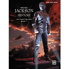 Alfred Michael Jackson History Piano/Vocal/Chords