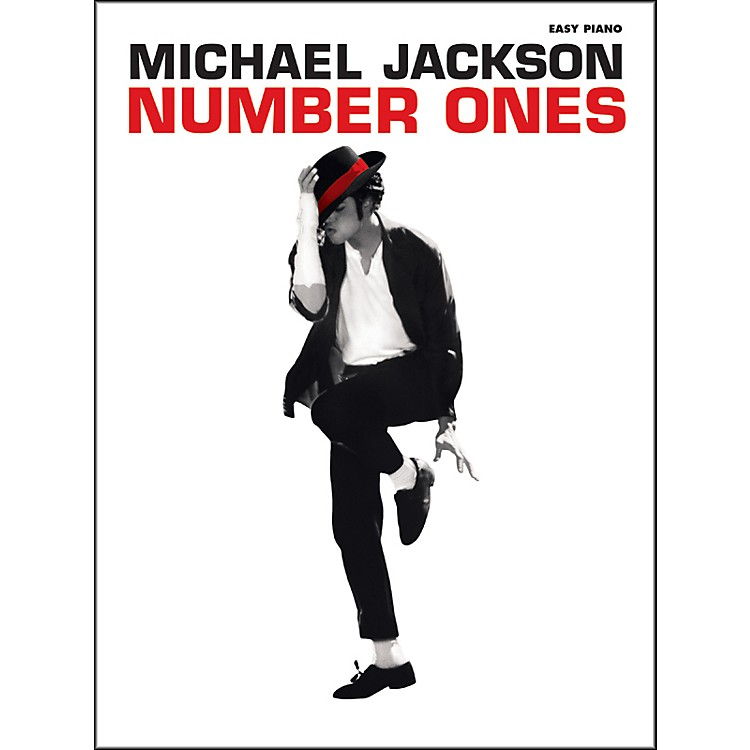 Alfred Michael Jackson Number Ones Easy Piano