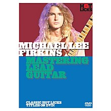 Music Sales Michael Lee Firkins - Mastering Lead Guitar Music Sales America Series DVD Written by Michael Lee Firkins