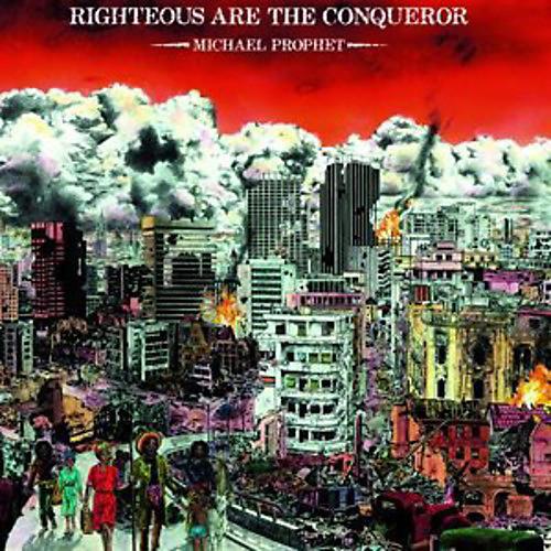 Alliance Michael Prophet - Righteous Are the Conqueror