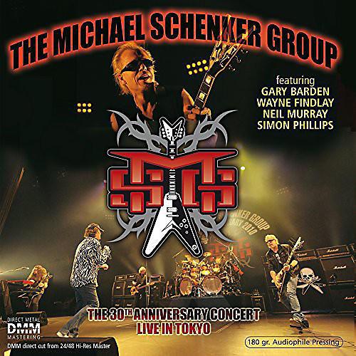 Alliance Michael Schenker - Live in Tokyo: 30th Anniversary Concert