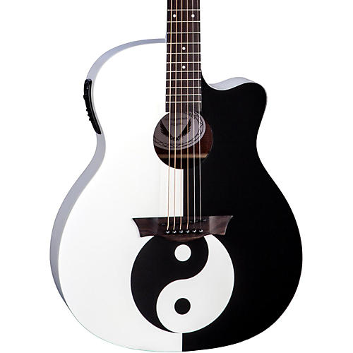 Dean Michael Schenker Performer Acoustic-Electric Guitar Yin Yang