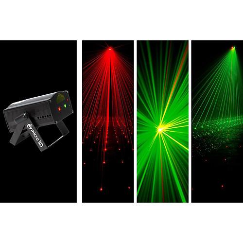 American DJ Micro 3D Laser Effect